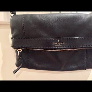 Kate Spade leather crossbody purse w secret pocket
